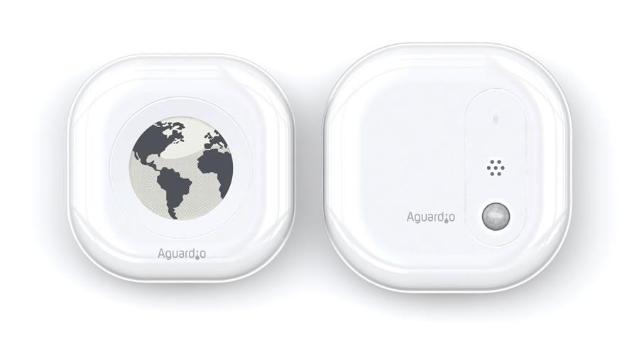 Aguardio sensor & display